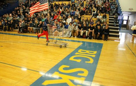 2018 February Sports Assembly