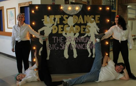 Lets Dance Decades: Drama's 28th annual Dance concert