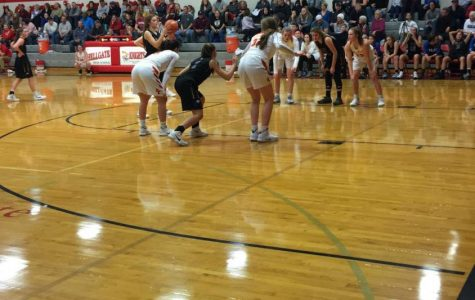 Girls lose to Hellgate (44-60) despite fourth-quarter rally