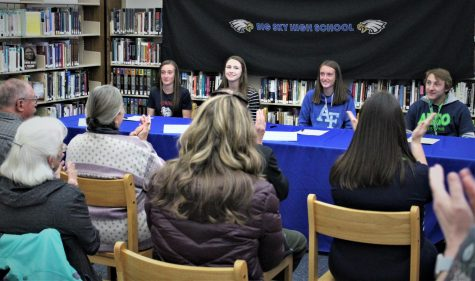 Senior Signings: Eagles Take Their Skills to the NCAA