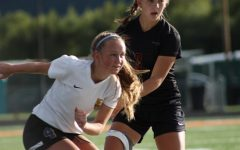Girls Soccer goes off with a bang